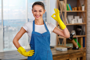 A Clean Business is Healthy Business